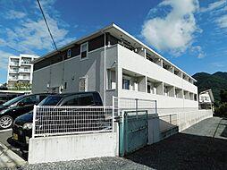 福岡県北九州市小倉南区蜷田若園1の賃貸アパートの外観