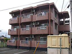 静岡県富士宮市光町の賃貸マンションの外観
