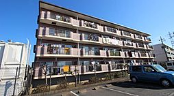 北柏グレースマンションB[3階]の外観