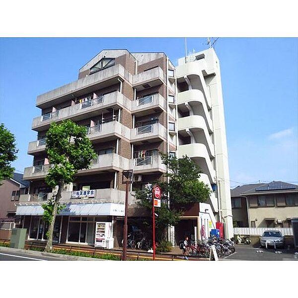 マジュケ 3階の賃貸【千葉県 / 千葉市稲毛区】