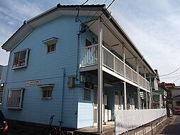 ジョイハイツ赤山[201号室]の外観