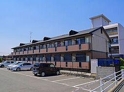 奈良県奈良市大森西町の賃貸アパートの外観
