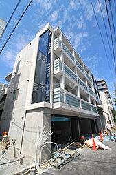 北海道札幌市中央区北一条西21丁目の賃貸マンションの外観