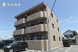 静岡県沼津市大塚の賃貸マンションの外観