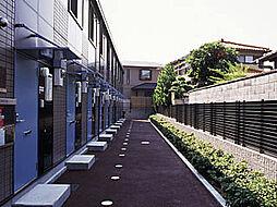 大阪府寝屋川市明和2丁目の賃貸アパートの外観