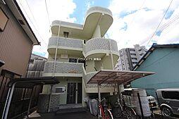 愛知県名古屋市港区正保町3丁目の賃貸マンションの外観