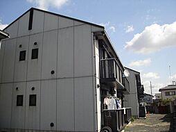 コーポラス・ビックツリーC[1階]の外観