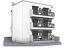オリーブハウス[3階]の外観