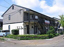 ロイヤルガーデン子安 F棟[1階]の外観