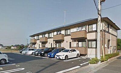 外観,2LDK,面積63.35m2,賃料7.1万円,つくばエクスプレス つくば駅 バス15分 広岡下車 徒歩3分,,茨城県つくば市下広岡