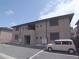 兵庫県神戸市西区二ツ屋2丁目の賃貸アパートの外観