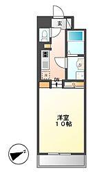 プライムアーバン千種(旧ロイジェント葵)[9階]の間取り