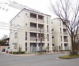 京都府京都市北区紫竹東高縄町の賃貸マンションの外観