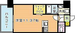Legend113(レジェンド113)[5階]の間取り