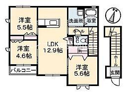 西川原駅 8.1万円