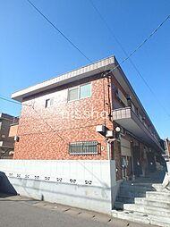 千葉県市川市末広2の賃貸アパートの外観