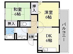 百舌鳥八幡駅 7.9万円