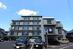 福岡県北九州市小倉北区高峰町の賃貸マンションの外観