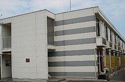 兵庫県加古郡播磨町宮西1丁目の賃貸アパートの外観