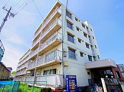 埼玉県新座市堀ノ内1の賃貸マンションの外観