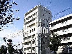 味仙第3マンション[8階]の外観