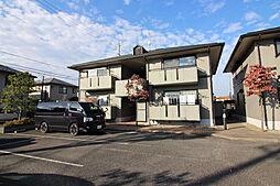 グリーンコート アザレア館(稲里町中央)[201号室号室]の外観