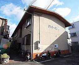 京都府向日市物集女町五ノ坪の賃貸マンションの外観