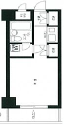 ライオンズマンション新宿東公園[2階]の間取り