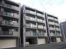 北海道札幌市中央区北六条西24丁目の賃貸マンションの外観