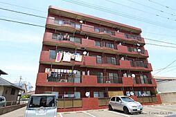 福岡県北九州市若松区浜町2丁目の賃貸マンションの外観