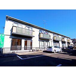 静岡県静岡市葵区浅間町の賃貸アパートの外観