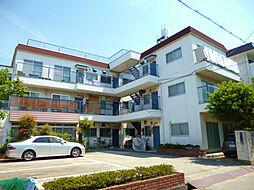 福岡マンション[303号室]の外観