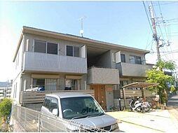 京都地下鉄東西線 東野駅 徒歩5分の賃貸アパート