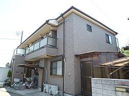 東京都昭島市福島町1の賃貸アパートの外観