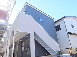 ベルメント東平賀[1階]の外観