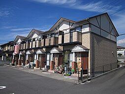 [テラスハウス] 静岡県富士宮市万野原新田 の賃貸【/】の外観