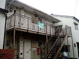 兵庫県姫路市市之郷1丁目の賃貸アパートの外観