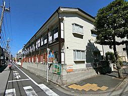 レモンハイツ島田I[2階]の外観