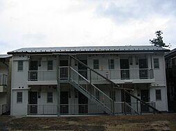 加賀山コーポ 6棟[61号2階号室]の外観