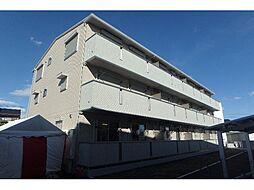 静岡県富士市鷹岡本町の賃貸アパートの外観