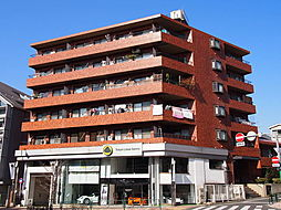 朝日石川台マンション[202号室]の外観
