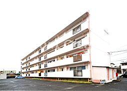 川久保第二ビル[3階]の外観