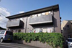 サンセールファミーユI A棟[2階]の外観