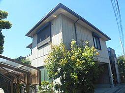 兵庫県芦屋市川西町の賃貸アパートの外観