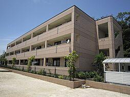 千葉県流山市大字三輪野山の賃貸マンションの外観