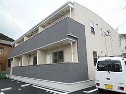 インプレス三芳[104号室]の外観