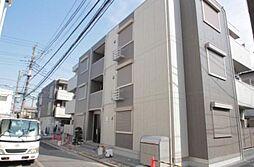 東武伊勢崎線 堀切駅 徒歩6分の賃貸アパート