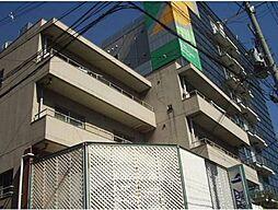 サンライズプラザ勝山[4階]の外観