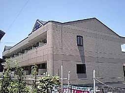 愛知県一宮市開明字馬保里の賃貸アパートの外観