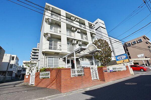 神奈川県厚木市栄町1丁目の賃貸マンション